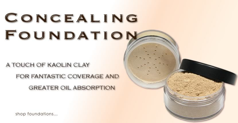 Concealing Foundations