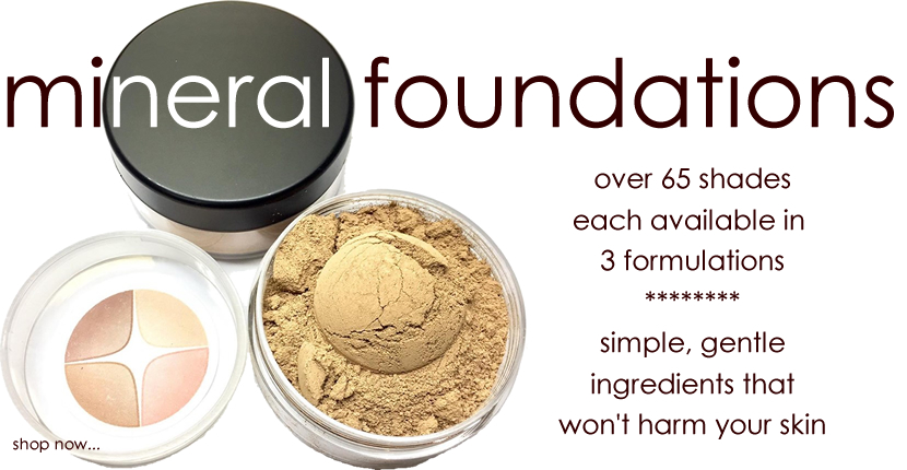 mineral foundations