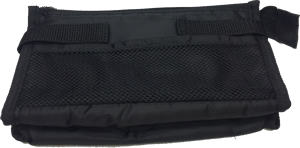 black makeup bag - Click Image to Close
