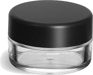 eye shadow jar