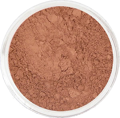 Organic Mineral Makeup on Strawberry Blonde   Buff D Cosmetics  All Natural Mineral Makeup