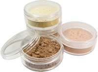 New Finishing Powders