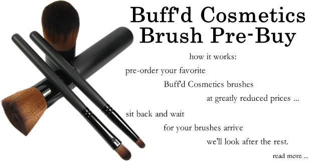 Cosmetic Brush Pre-Buy