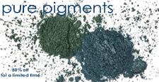 pure pigments sale