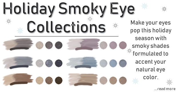 Holiday Smoky Eye Collections