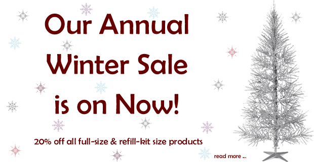 Annual Winter Sale